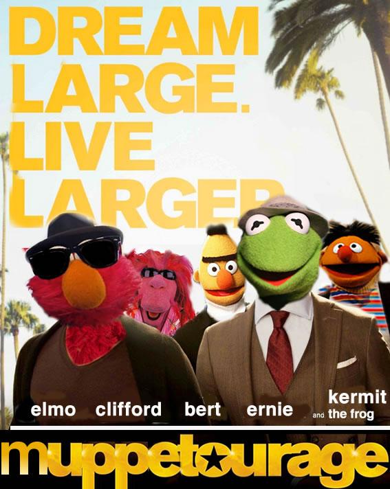 muppetourage
